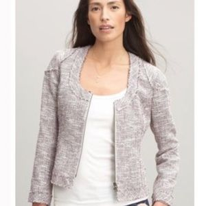 Euc banana Republic tweed jacket